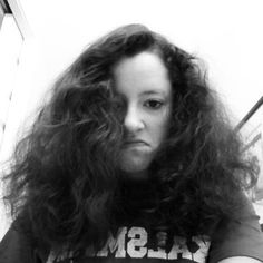 this is what happens when you brush out curly hair