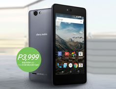 Cherry Mobile One Officially Available for PHP 3,999.00 | Gadget Corner