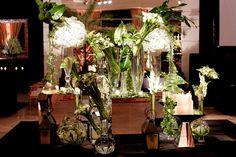 10 anos Inesquecivel Casamento Brasilia - decoracao verde