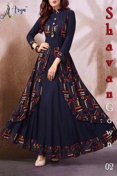 Stylish Dresses For Girls, Frocks For Girls, Designer Party Wear Dresses, Designer Gowns, Frock Fashion, Fashion Dresses, Dress Outfits, Skirt Fashion, Women's Fashion