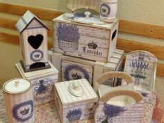 Новости Decoration Shabby, Gisele, Painting On Wood, Ideas Para, Diy And Crafts, Decorative Boxes, Vintage, Country, Home Decor