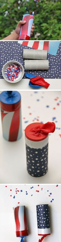 """Hottest Screen of july Crafts for Kids Strategies How often what's your child say: """"Now i am bored."""" Also often pertaining to sure. Need anythin Holiday Crafts For Kids, Summer Crafts, Diy For Kids, Patriotic Crafts, July Crafts, 4th Of July Party, Fourth Of July, Memorial Day, Image New"""