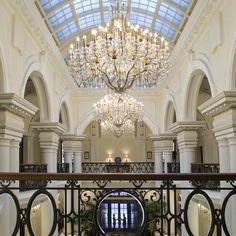 Waldorf Astoria Shanghai, Interior Design by HBA / Hirsch Bedner Associates