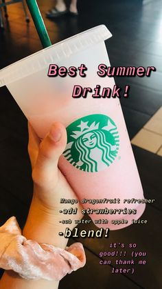 starbucks drinks to try ~ starbucks drinks _ starbucks drinks recipes _ starbucks drinks to try _ starbucks drinks frappuccino _ starbucks drinks refreshers _ starbucks drinks recipes diy _ starbucks drinks secret _ starbucks drinks coffee Starbucks Hacks, Starbucks Smoothie, Low Carb Starbucks Drinks, Starbucks Secret Menu Items, Starbucks Secret Menu Drinks, Starbucks Frappuccino, Smoothie Drinks, Starbucks Refreshers, Starbucks Summer Drinks