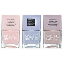 Buy Nails Inc Pastel Party Nail Polish Collection Online at johnlewis.com