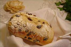 Hoje para jantar ...: Pão com Passas ainda  com o Artisan Bread