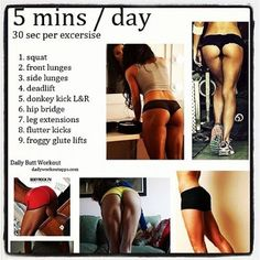 Wicked Fitness: Butt Workout!