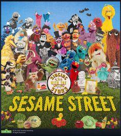 Sesame Street (American children's television series)