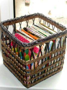 Szellős könyvtartó - Rika Papírkosarak