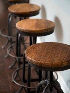 cool Wood Metal Bar Stools by http://www.tophome-decorationsideas.space/stools/wood-metal-bar-stools/
