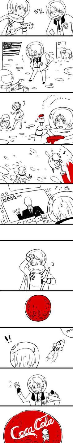 APH: Lunar Landing by waterylt on deviantART