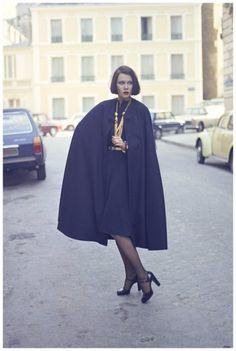 Yves Saint Laurent, Ensemble, Fall/Winter 1973
