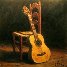 Cale' by Fabian Perez, Acrylic on Canvas