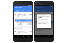 #PHP #Python Google Flights will now tell you when fares will increase help you find cheaper tickets  http://pic.twitter.com/3ZnRiUOpA7   PL Pro (@PlPro4u) October 17 2016