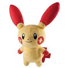 Pokémon Small Plush Plusle
