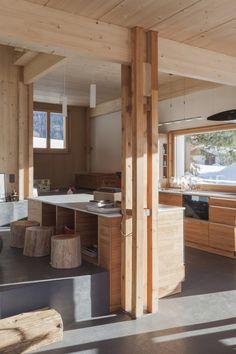 Hut Near the Lac de Joux / Kunik de Morsier architectes
