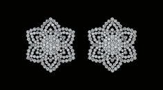 Бриллиантовый орнамент от ювелирного бренда Alexander Arne