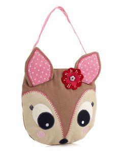 Dotty Deer Handheld Bag | Multi | Accessorize
