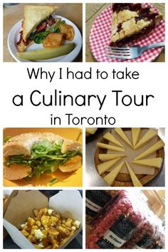 """Perhaps I should have titled this """"Confessions of a Converted Travel Foodie."""" Would you like to know why I had to take a culinary tour in Toronto, Canada? Unique Recipes, Ethnic Recipes, Best Street Food, Canada Travel, Canada Trip, Foodie Travel, Wine Recipes, Traveling By Yourself, Blog"""