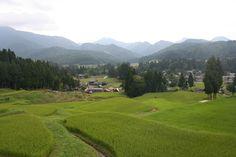 Kita Gohyakugawa area in Niigata prefecture