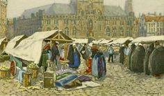 Henri Cassiers - Le charme de Bruges #5