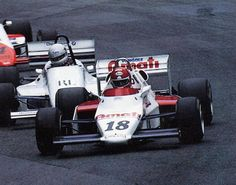 Williams FW 08C, right? What occasion? Does anyone know?