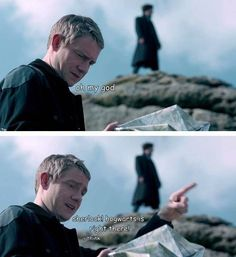 Sherlock would explode Hogwarts and deduce the crap out of everyone before being kicked out 5 minutes later