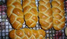 Domácí housky Empanadas, Dumplings, Pizza, Bread, Food, World, Homemade, Deserts, Brot