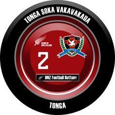 DNZ Football Buttons: Seleção de Tonga
