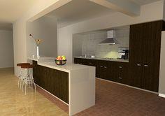 kitchen islands | Modern Kitchen Island | homeasnika.com
