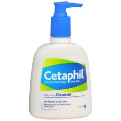 Buy Cetaphil Daily Facial Cleanser, Normal to Oily Skin with free shipping on orders over $35, low prices & product reviews | drugstore.com