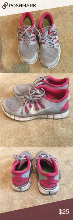 Nike Frew 5.0 Nice Nike tennis shoes! Shoes Athletic Shoes