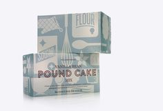 Stout Williams Sonoma Pound Cake packaging