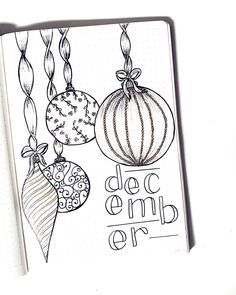13 Of The Best Christmas and December Bullet Journal Spread Ideas - - Holiday inspiration that would even get the Grinch in the mood for Christmas! You are going to love these Christmas and December Bullet Journal Ideas! Bullet Journal Tracker, Bullet Journal December, Bullet Journal Christmas, Bullet Journal Monthly Spread, Bullet Journal Quotes, Bullet Journal Set Up, Bullet Journal Cover Page, Bullet Journal Themes, Bullet Journal Layout