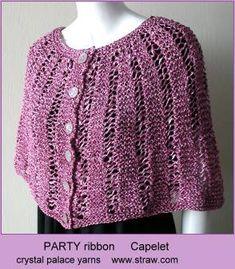 The Capelet Crochet Pattern | Red Heart - Red Heart Yarn | Yarn