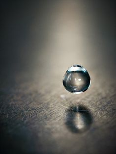 ♂ Water drop Suspended In Time by jaxxon