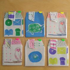 Sketchbook Drawings, Envelope Design, Card Envelopes, Zine, Book Design, Illustration Art, Illustrations, Packaging Design, Wraps