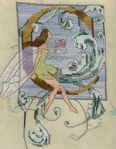 Fairy Letter C