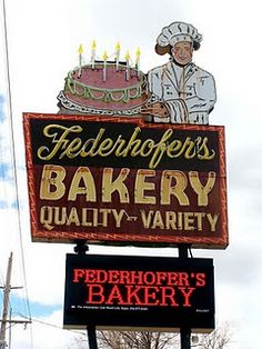 Oh Federhofers!! How I love you and your awesome baked goods!!! :)