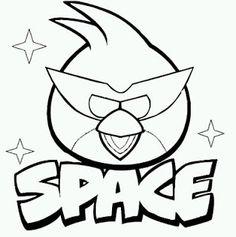 Angry Birds para Pintar, parte 1