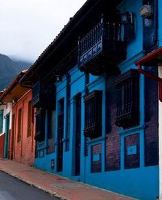 La Candelaria. Bogotá