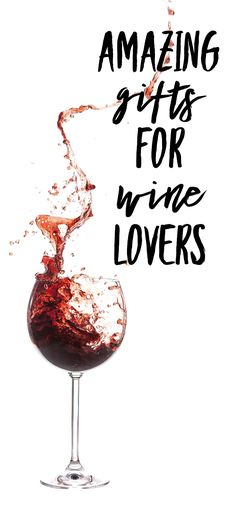 Amazing gifts for wine lovers! Holiday Gift Guide, Holiday Gifts, Christmas Gifts For Wine Lovers, Ideas Hogar, Inspirational Posters, Wine Gifts, Boyfriend Gifts, Gifts For Friends, Gifts For Women