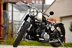 Honda CB750 bobber Honda Cb750, Cb750 Bobber, Honda Bobber, Bobber Bikes, Old Honda Motorcycles, Rebuilt Transmission, Paint Bike, Nissan 370z, Custom Guitars