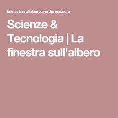 Scienze & Tecnologia | La finestra sull'albero