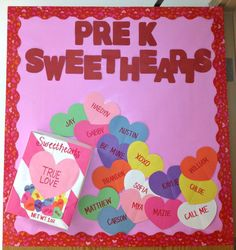 Valentine's Day Bulletin Board Ideas for the Classroom