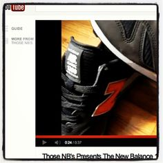 """Video  Those NB s Presents The New Balance 1300 """"American Rebel"""" Pack –  Black Red 36b99370d3"""