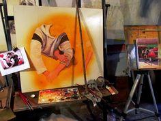 Arte se faz brincando, do contrário perde a graça.   http://volniney.blogspot.com.br/