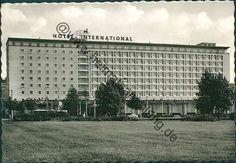 magdeburg historiscche bilder | magdeburg hotel international verlag konsum foku magdeburg ak ...
