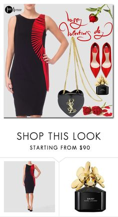 """""""Hot Date Night Style"""" by premiereavenue-boutique ❤ liked on Polyvore featuring Joseph Ribkoff and Marc Jacobs"""