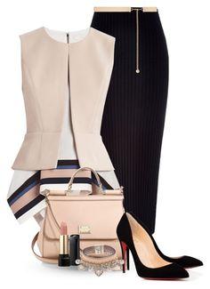 Maxi Skirt by flowerchild805 on Polyvore featuring мода, BCBGMAXAZRIA, River Island, Christian Louboutin, Dolce&Gabbana, Bibi Bijoux, Forever New and Lancôme